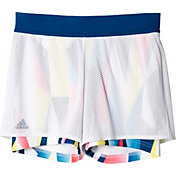 adidas Girls' Pro Tennis Shorts