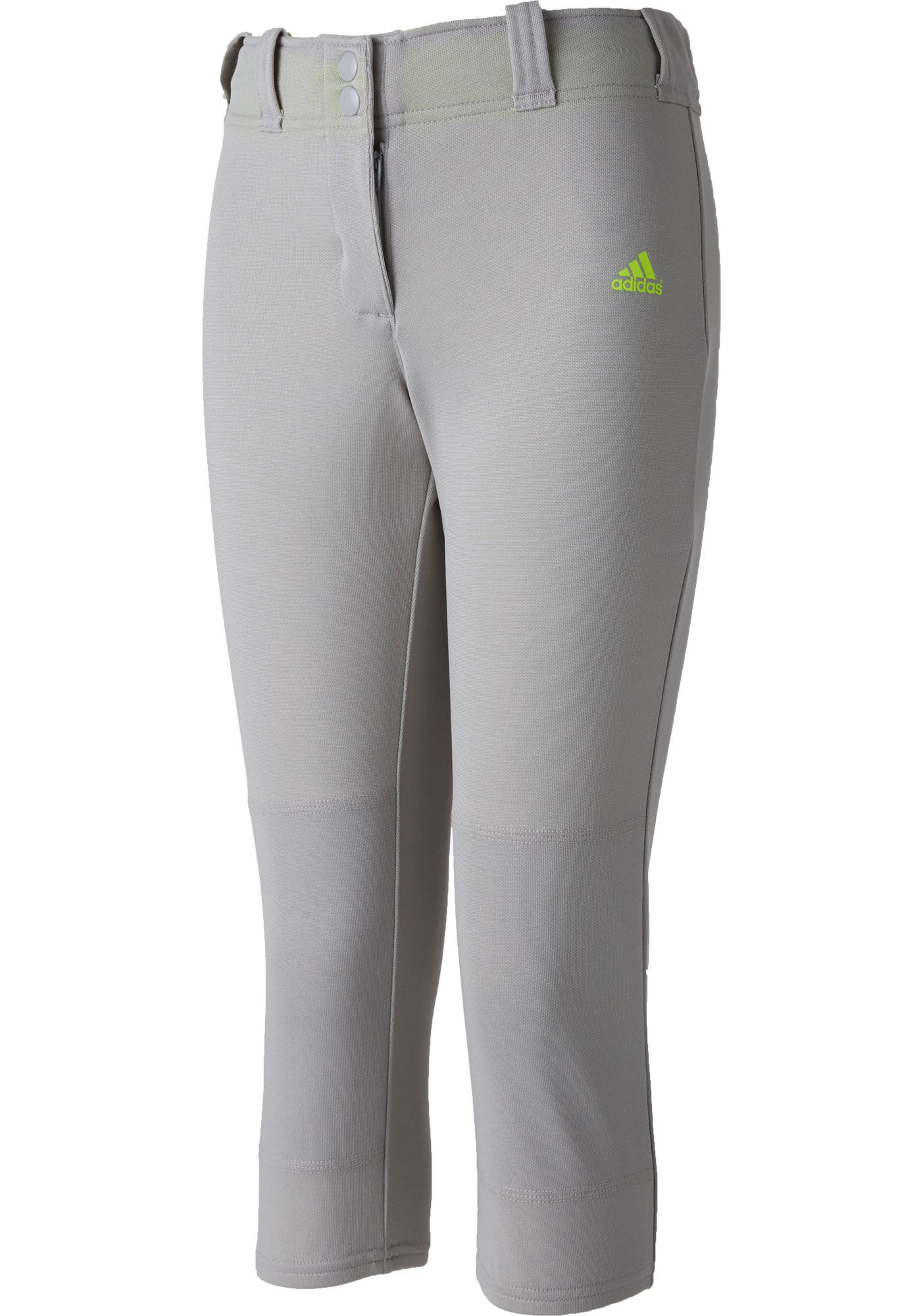 adidas Girls' Destiny Softball Pants