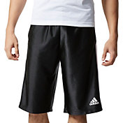 adidas Men's 3 Stripes Basic Basketball Shorts