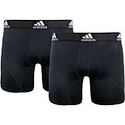 adidas Men's Sport Performance climalite 5'' Boxer Brief 2 Pack