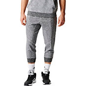 adidas Men's Cross Up Three Quarter Length Basketball Pants