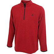 adidas Men's Advantage Quarter-Zip Golf Pullover