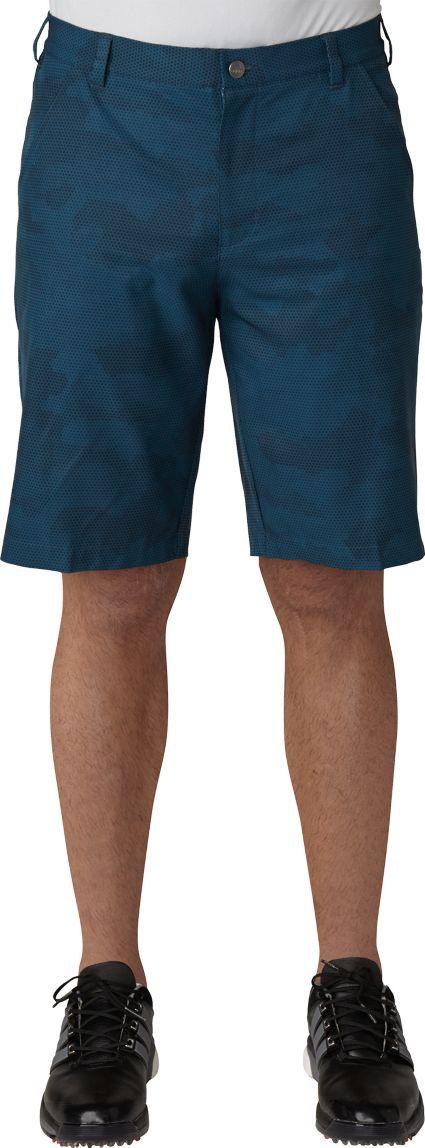 adidas Ultimate Camo Print Shorts