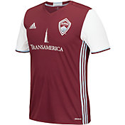 adidas Men's Colorado Rapids 2016 Replica Home Jersey