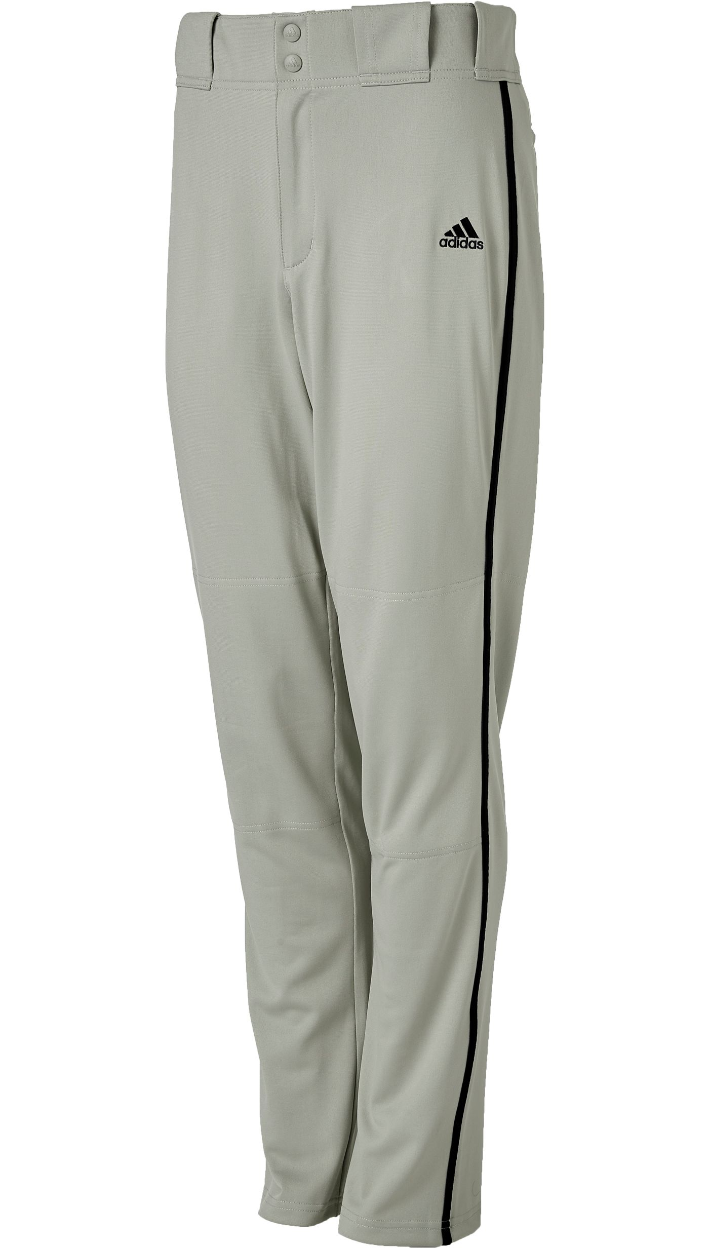 adidas Men's Phenom Open Bottom Piped Baseball Pants