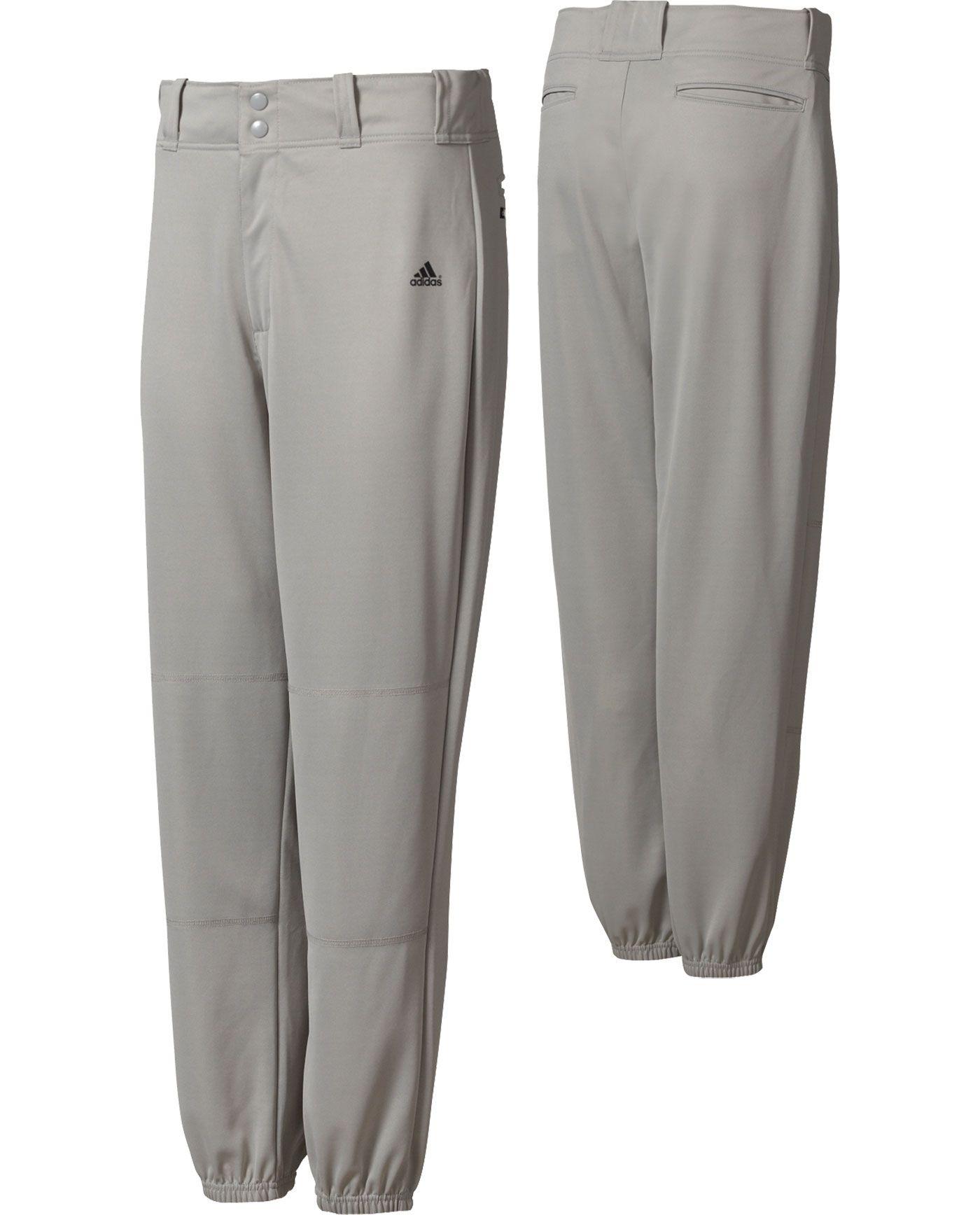 adidas Men's Incite Closed Bottom Baseball Pants
