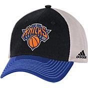 adidas Men's New York Knicks Structured Adjustable Hat