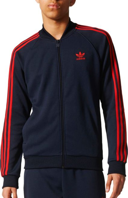 buy popular ec17e 7a074 adidas Originals Men s Superstar Track Jacket. noImageFound