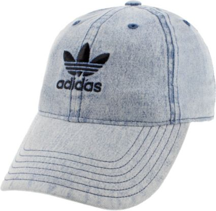 95ea65a5568 adidas Originals Women s Relaxed Denim Cap. noImageFound