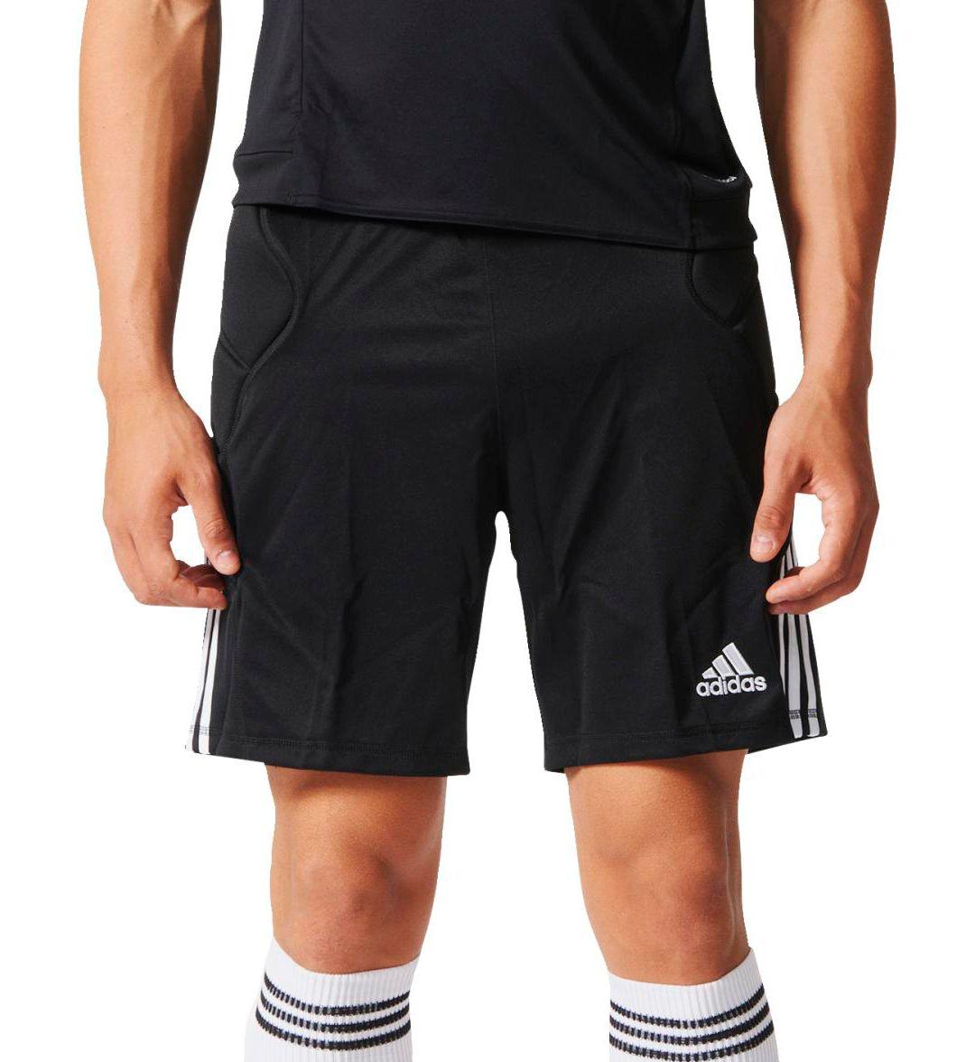 adidas Men's Tierro Goalkeeper Soccer Shorts