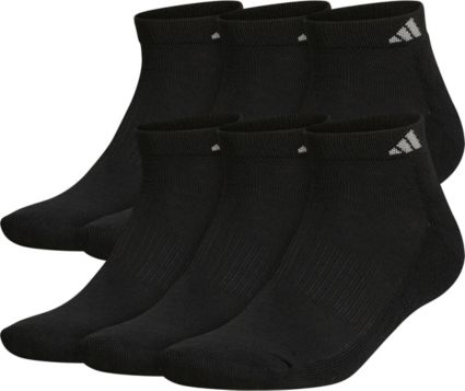 adidas Men's Athletic Low Cut Socks 6 Pack