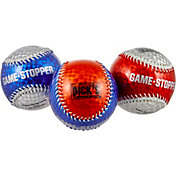 DICK'S Sporting Goods Game Stopper Training Baseball – Assorted Colors