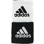adidas Interval Reversible Wristbands - 3""