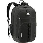 adidas Prime IV Backpack in Black/White