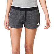 adidas Women's Cotton Fleece Shorts