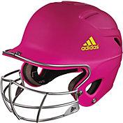 adidas Destiny Fastpitch Combo Batting Helmet
