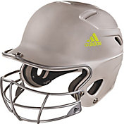 adidas Destiny Fastpitch Combo Batting Helmet