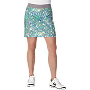 adidas Women's Ultimate adistar Printed Golf Skort