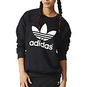 adidas Originals  Women's Trefoil Logo Sweatshirt
