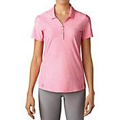 adidas Women's Essentials Jacquard Golf Polo