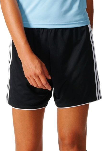 c826d62ee91 ADIDAS Soccer Shorts XL Soccer Shorts Classic Black and White