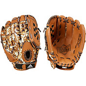 adidas 10.5' Youth Triple Stripe Digi Camo Glove