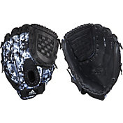 "adidas 10"" T-Ball Digi Camo Triple Stripe Series Glove"