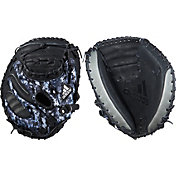 "adidas 31.5"" Youth Digi Camo Triple Stripe Series Catcher's Mitt"