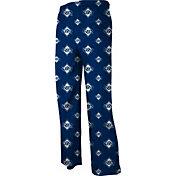 Majestic Youth Tampa Bay Rays Team Logo Pajama Pants