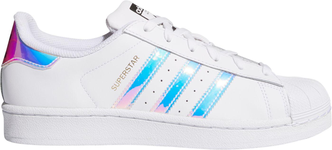 adidas Originals Kids' Grade School Superstar Shoes