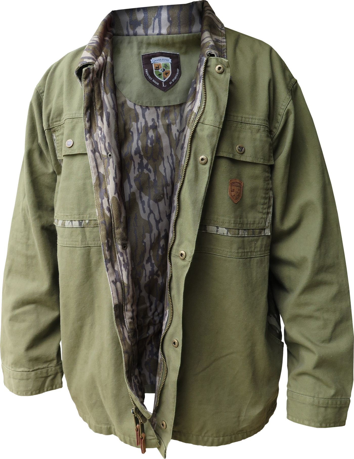 GameKeeper Men's Field Hunting Coat