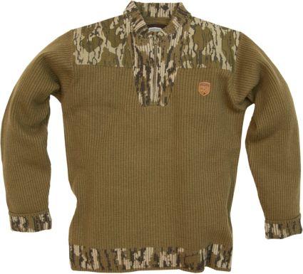 GameKeeper Men's Woodsmen Merino Wool Sweater