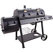 Oklahoma Joe's Longhorn Gas-Charcoal Grill
