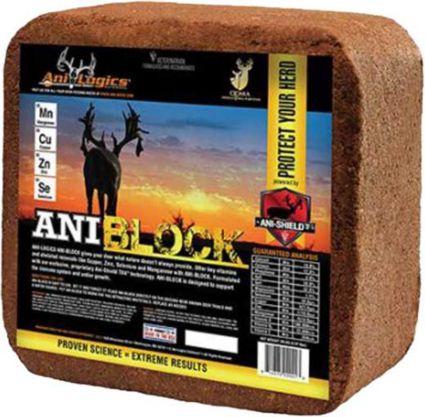 Ani-Logics Ani-Block Deer Mineral Block