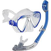 Aqua Lung Sport Magellan Purge and Tucson LX Snorkel Combo