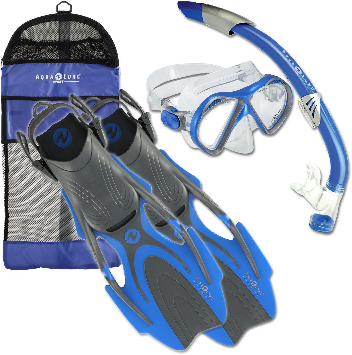 Aqua Lung Sport Maverick Snorkeling Set