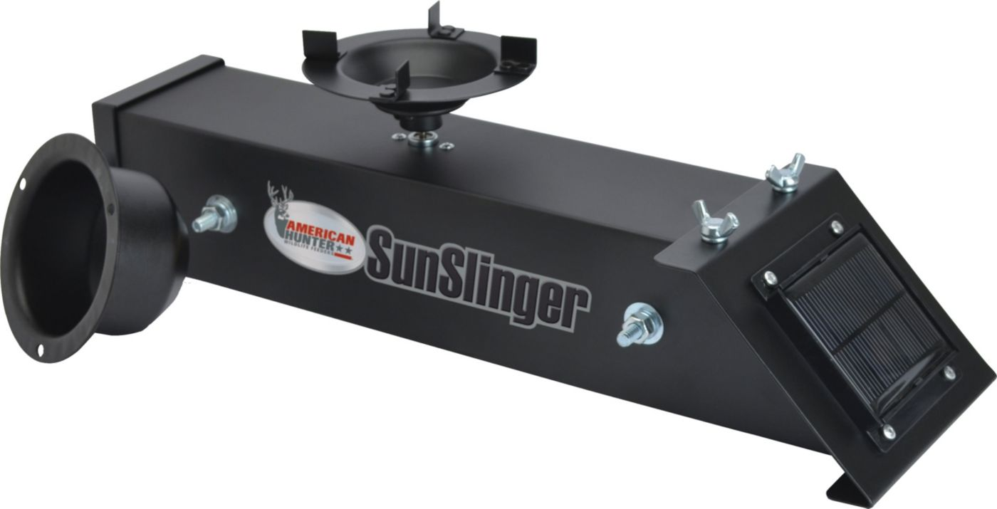 American Hunter Sun Slinger Feeder Kit