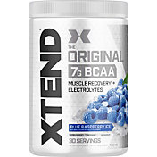 Scivation XTend BCAAs Blue Raspberry 30 Servings