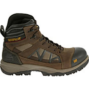 CAT Men's Compressor 6'' Waterproof Composite Toe EH Work Boots