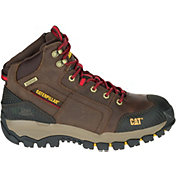 CAT Men's Navigator Mid Waterproof Work Boots