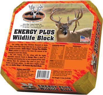 Antler King Energy Plus Wildlife Block Deer Mineral
