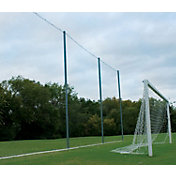 "Alumagoal 1.75"" Mesh All Purpose Backstop System"