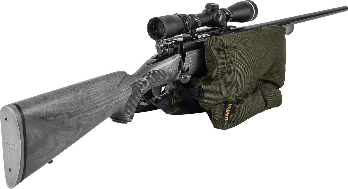 Allen Filled Rifle Bench Rest Bag