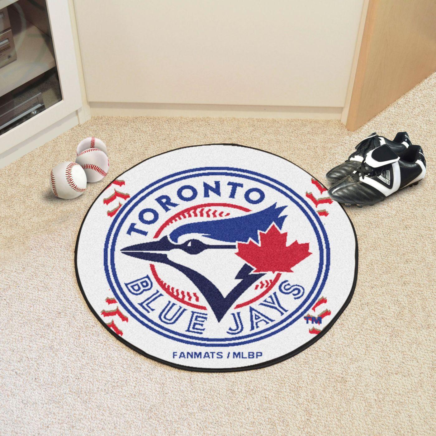 Toronto Blue Jays Baseball Mat