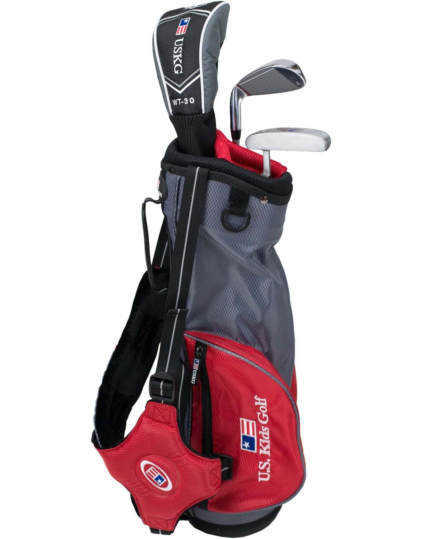 "U.S. Kids Golf Ultralight Complete Set (Height 39'' – 42"")"