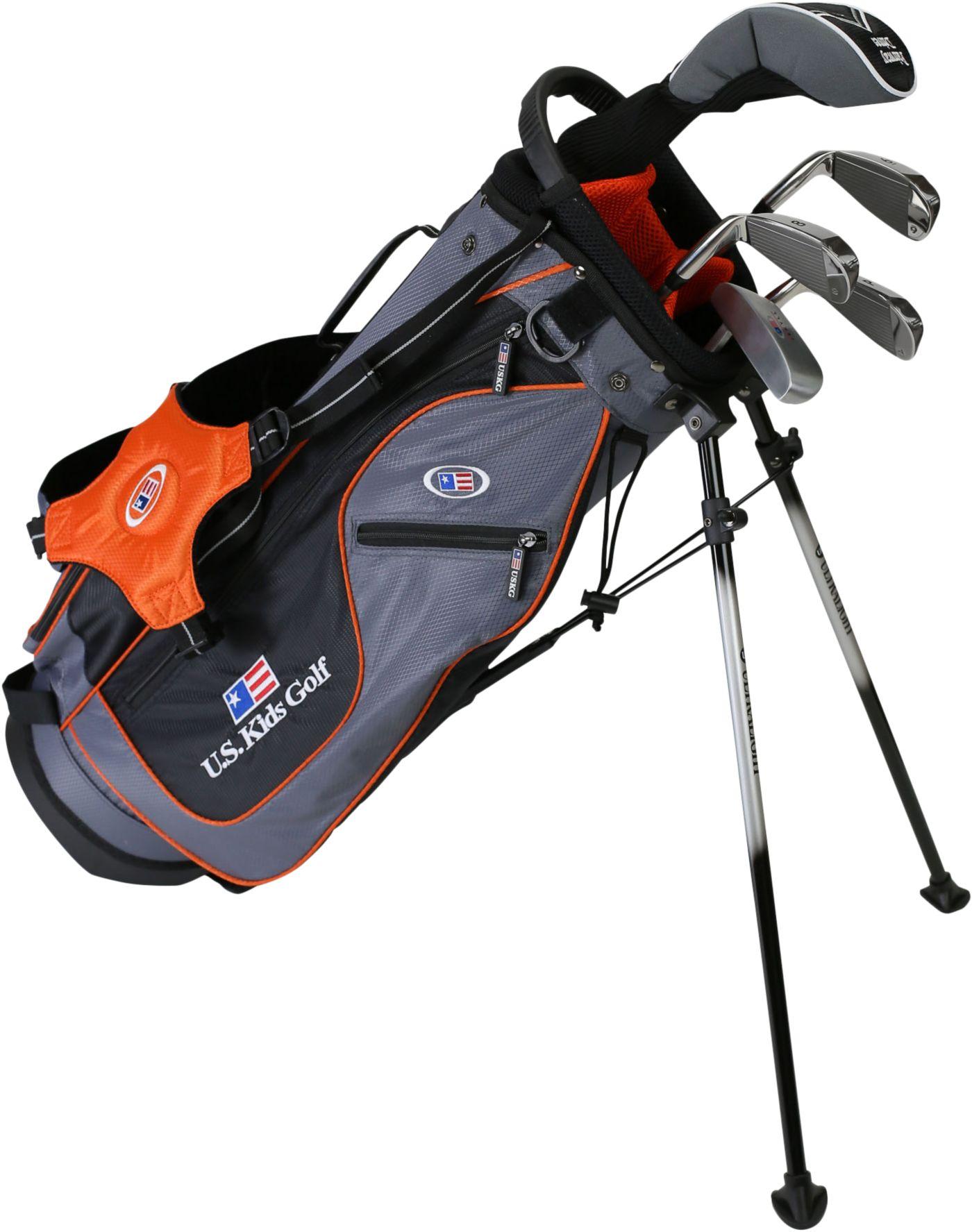 U.S. Kids Golf Kids' Ultralight Complete Set (Ages 7-9)