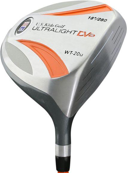 U.S. Kids Golf Kids' Ultralight DV2 Driver (Ages 7-9)