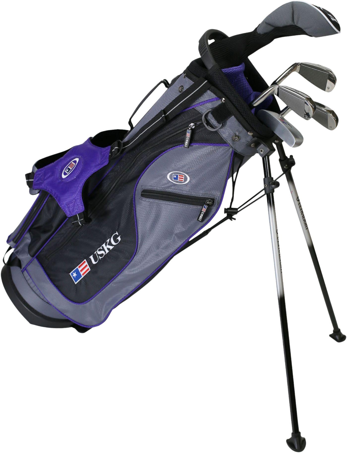 "U.S. Kids Golf Ultralight Complete Set (Height 54'' – 57"")"