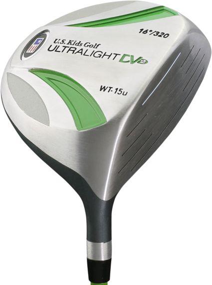 U.S. Kids Golf Kids' Ultralight DV2 Driver (Ages 9-11)