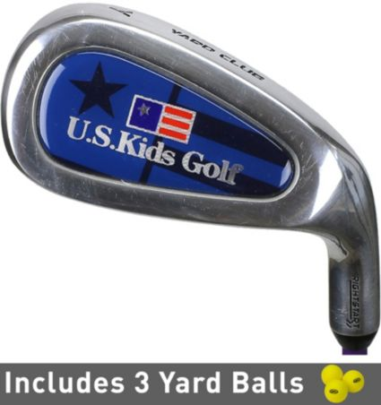 U.S. Kids Golf Kids' Yard Club (Ages 5-7)